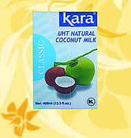Кокосове молоко,17%, Kara, 400мл, Мо