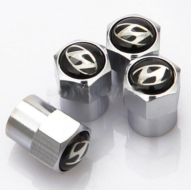 Колпачки на ниппель с логотипом  Hyundai, фото 1