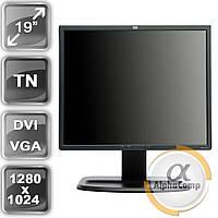 """Монитор 19"""" HP L1955 (TN/VGA/DVI-I/5:4) class A БУ"""