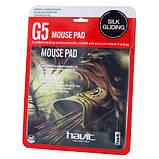 Килимок для миші G5 Mouse Pad HAVIT HV-MP812 (225x275x3mm) (Control), фото 6