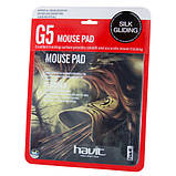 Коврик для мыши G5 Mouse Pad HAVIT HV-MP812 (225x275x3mm) (Control), фото 6