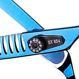 Ножницы филировочные Chris Christensen Adalynn, 17,78 см, шанкеры, фото 3