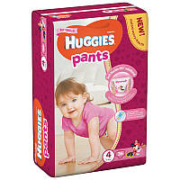 Трусики Huggies Pants for Girls 4 (9-14кг) 36 шт
