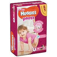 Трусики Huggies Pants for Girls 4 (9-14кг) 36 шт