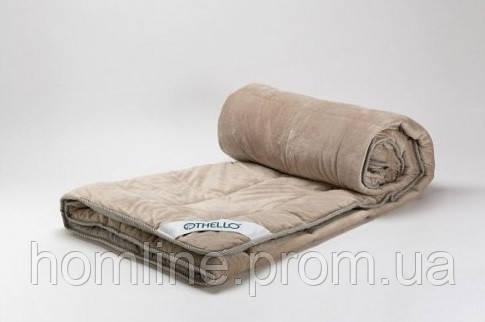 Одеяло Othello Soffiere Мокка антиаллергенное 195*215 евро размера