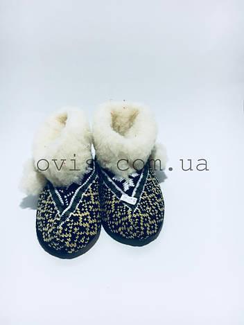 Чуни детские снежинка
