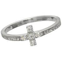 Серебряное охранное кольцо 1025к., фото 1