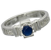 Серебряное охранное кольцо 1026к., фото 1
