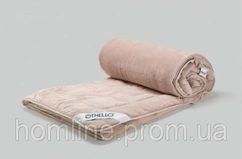 Одеяло Othello Soffiere Розовое антиаллергенное 195*215 евро размера