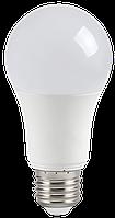 Лампа светодиодная 11W E27 шар теплый свет ИЭК
