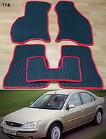 Коврики на Ford Mondeo '01-07. Автоковрики EVA