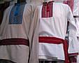 Мужская рубашка вышиванка, фото 3