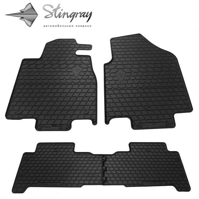 Коврики автомобильные Acura MDX II 2006-2014 Комплект из 4-х ковриков. Stingray