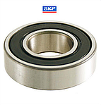 Подшипник SKF (2RS) уплотнение из бутадиен-акрилнитрильного каучука