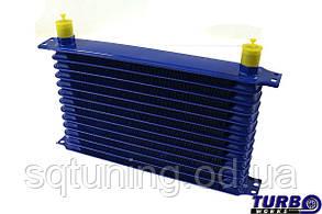 Масляный радиатор TurboWorks Race Line 13-рядный 300x100x50 AN10