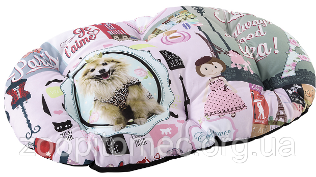Двухсторонняя подушка для кошек и собак RELAX  89/10 CUSCINO PARIS Ferplast