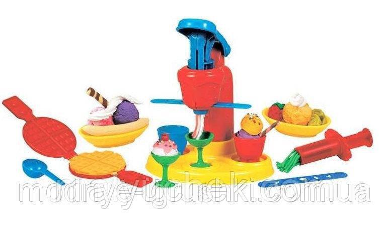 Игровой Набор для Лепки Мороженное Nova 3913