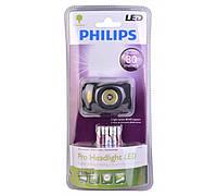 Фонарь налобный Phlips SLF 6050 3 х AA