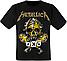 """Футболка Metallica """"Skull"""" (yellow), фото 3"""