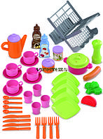Игровой Набор Посуды Ecoiffier 2619, фото 1