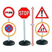 Набор игровой «Дорожные знаки Traffic», 69 см Big 1195, фото 1