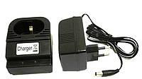 Зарядное устройство аккумуляторного шуруповерта 14V (время зарядки 3-5 часов)