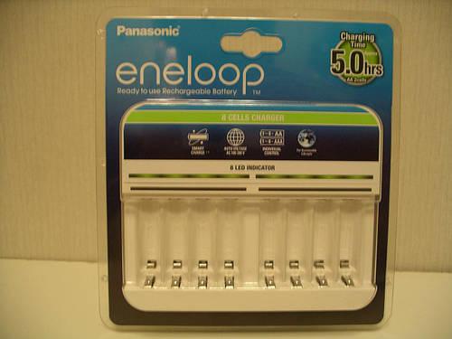 Panasonic BQ-CC63 автоматическое зарядное устройство