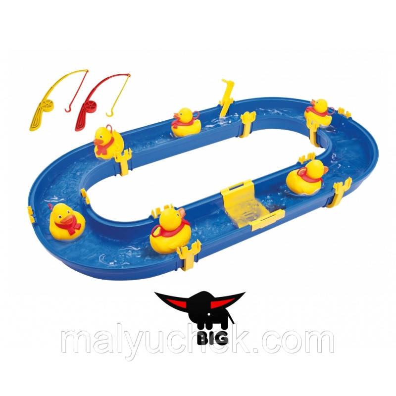 Игровой набор Водный трек Поймай утку Waterplay Big 55131