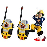 Рация игрушечная Пожарный Сэм Радио диапазон 80 м Dickie 3099611, фото 1