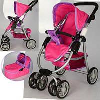 Детская коляска - трансформер для куклы Melogo  9662М, фото 1