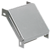 Поворот на 90 гр. вертикальный внешний 50х50 IEK HDZ