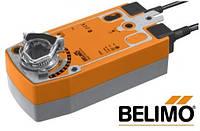 NF24A-SR-S2 Привод Belimo с обратной пружиной и аналоговым управлением для воздушной заслонки 2,0 м²