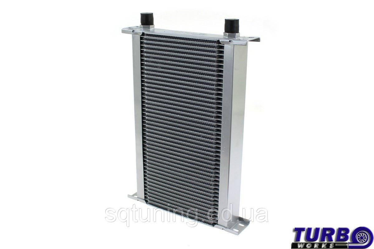 Масляный радиатор TurboWorks Setrab Line 44-рядный 190x345x50 AN10