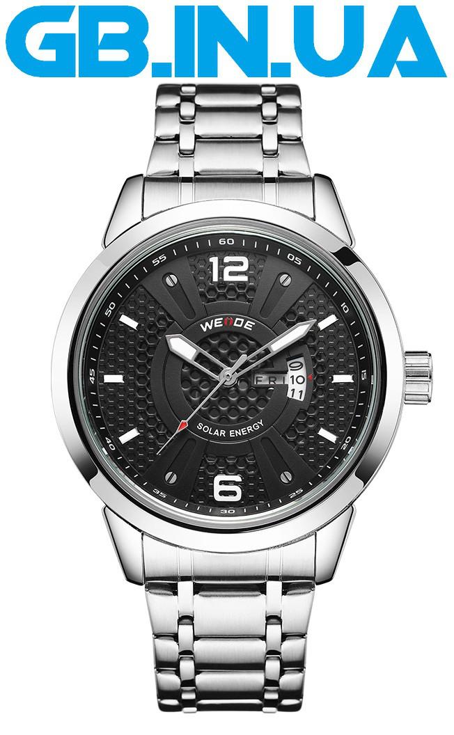 Мужские Часы Weide Energy Silver 1 ГОД ГАРАНТИИ! (+Видео) — в ... 605d6a5b600