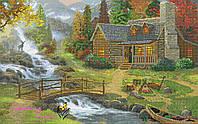 Схема для бисера Охотничий дом
