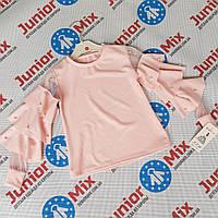 Детские цветные нарядные  блузки для девочек оптом F&Y.ИТАЛИЯ, фото 1