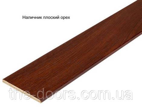 НаличникМДФ ОМиС плоский ПВХ пленка ширина