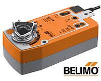 SF24A-SR Привод Belimo с возвратной пружиной и аналоговым управлением для воздушной заслонки 4 м²