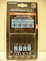 Panasonic Eneloop BQ-CC65 автоматическое зарядное устройство