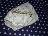Круглая простынь на резинке в детскую кроватку, 72х72 см -03, фото 3