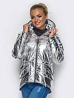 Женская демисезонная куртка размеров 44-54 SVZ 96020