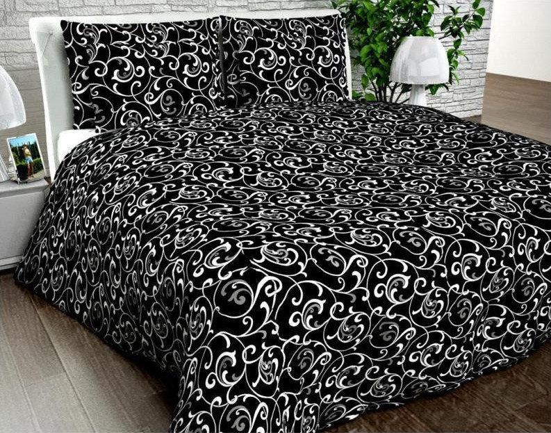 """Комплект постельного белья  """"Бязь 33"""" евро размер"""
