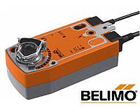 SF24A-S2 Привод Belimo с возвратной пружиной и доп контактом для воздушной заслонки 4 м²