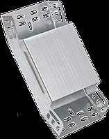 Поворот на 45 гр. вертикальный внутренний 50х300 IEK HDZ