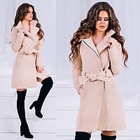 Пальто кашемировое № 509