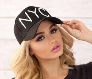 Женские кепки, бейсболки