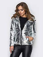 Женская демисезонная куртка размеров 44-54 SVZ 96019