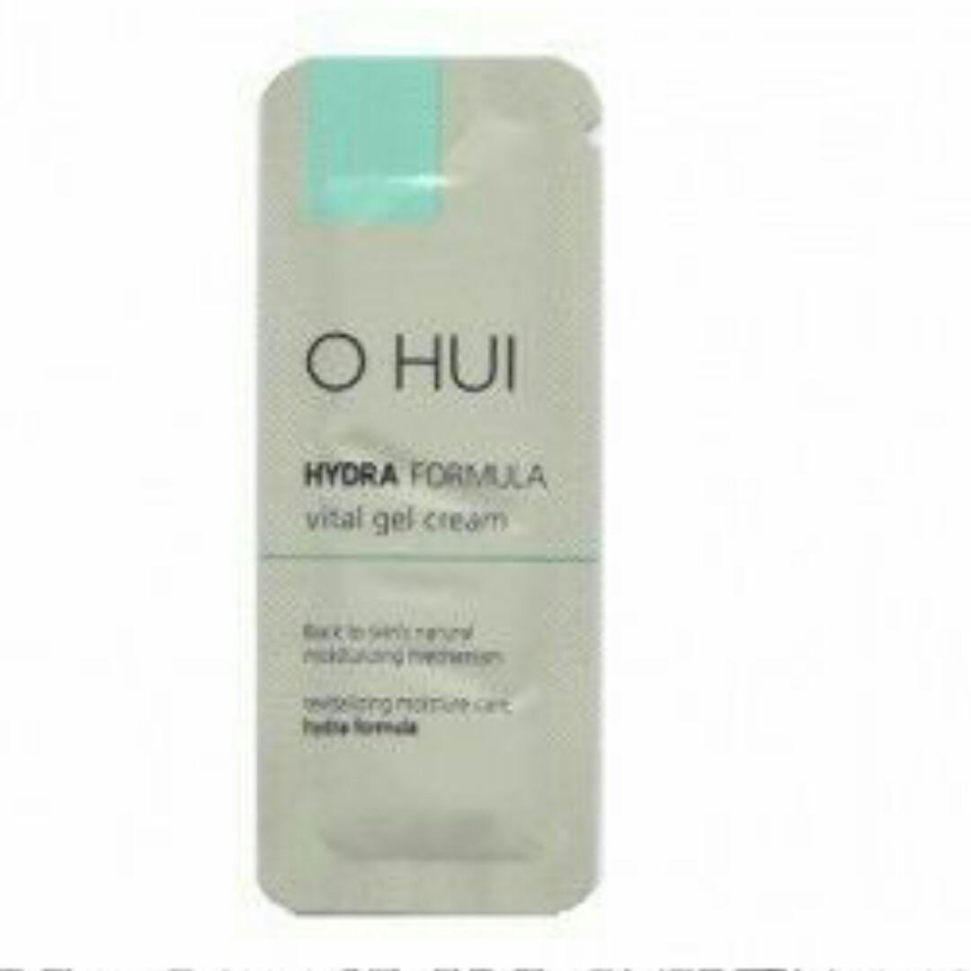 O HUI Hydra Formyla Vital Gel Cream Гель - крем Пробник 1ml