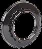 Кольцо к патрону, бакелит, Е27, черный, индивидуальный пакет, (EKP10-02-02-K02) IEK
