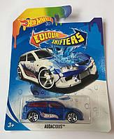 Машинка Меняющая цвет Audacious Hot Wheels BHR15, фото 1